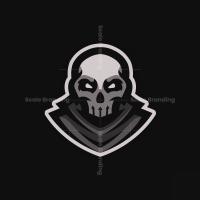 Skull Mascot Logo