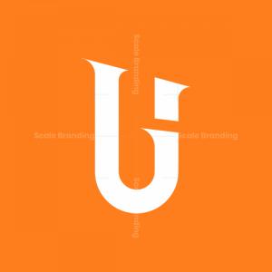 """""""U"""" Letter Logo"""
