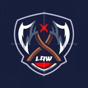 X Law Logo