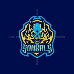 Sonxals Mascot Logo