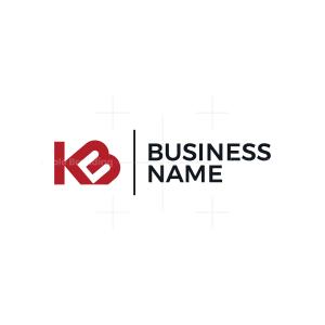 Bold Letter Kb Logo