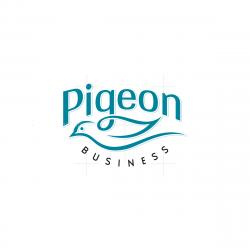 Feminine Pigeon Logo