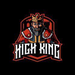 High King Logo