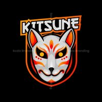 Kitsune Mask Logo