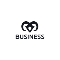 Minimalist Bighorn Sheep Logo