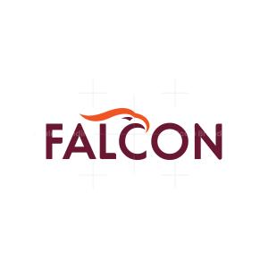 Nice Falcon Logo