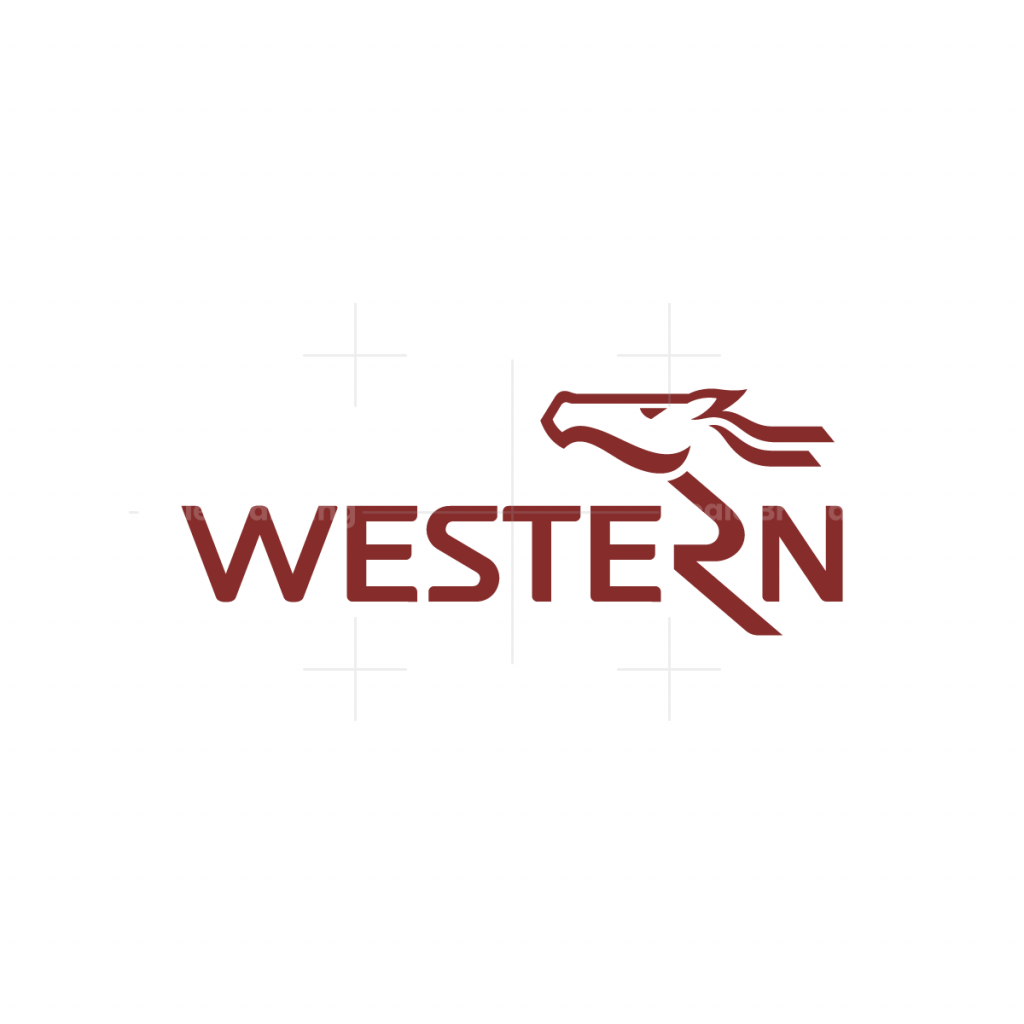 Strong Western Logo