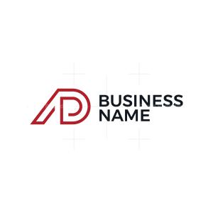Stylish Letter Ad Logo