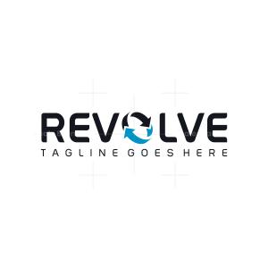 Stylish Revolve Logo