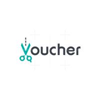 Stylish Voucher Logo