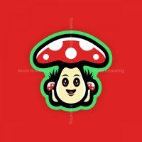 Wrinkled Mascot Logo