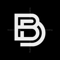 Bd Monogram Logo Bd Db Logo