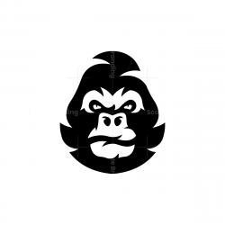 Black Gorilla Logo