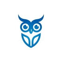 Blue Owl Logo