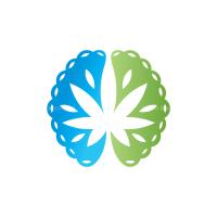 Brain Cannabis Logo