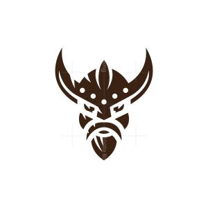 Brown Viking Logo