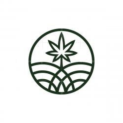 Cannabis Farm Logo
