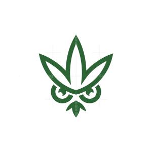 Owl Cannabis Logo