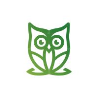 Cannabis Owl Logo