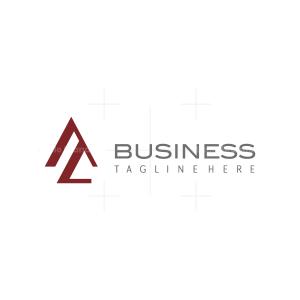 Corporate Letter Al Logo