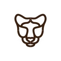 Cougar Head Logo Cougar Logo