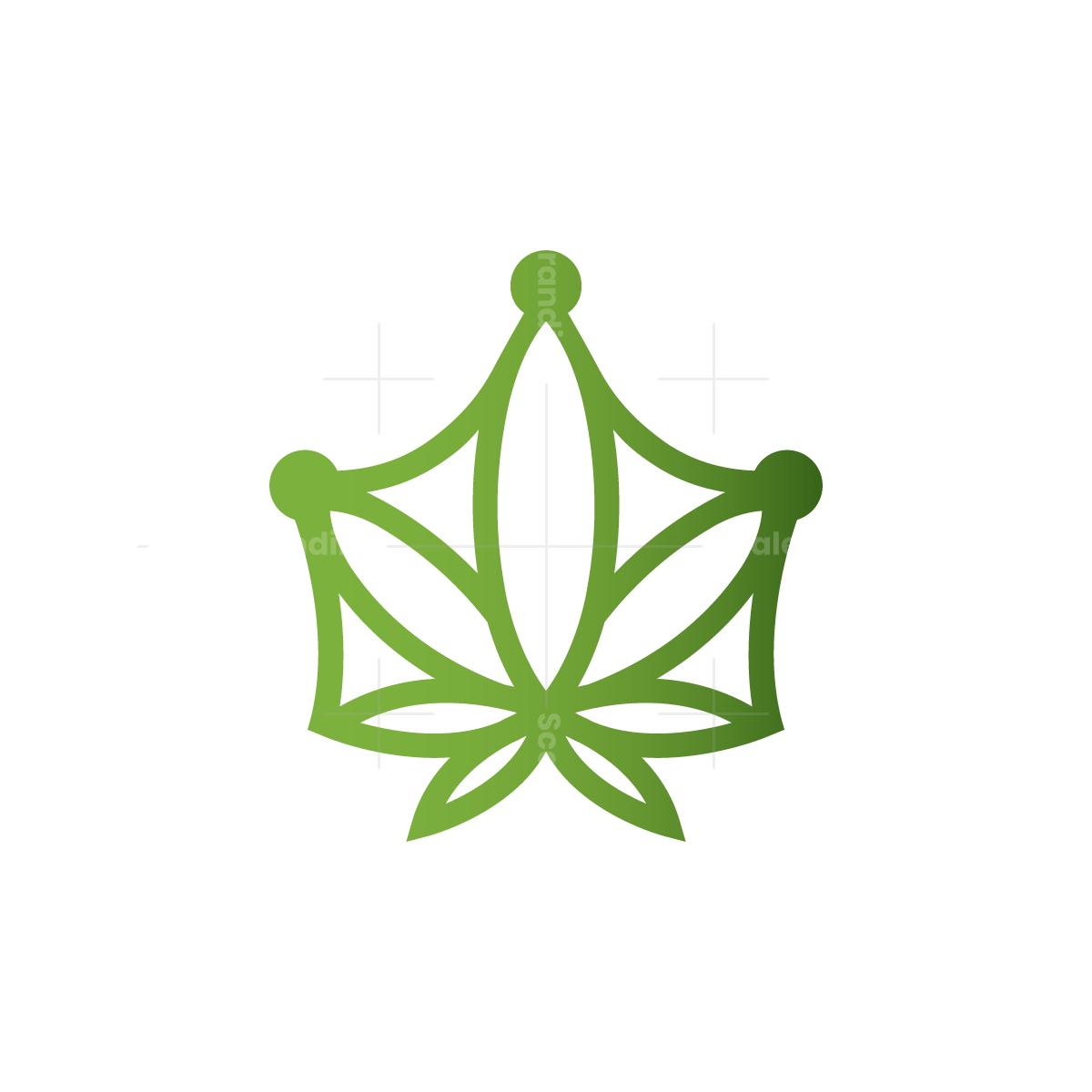 Crown Cannabis Logo