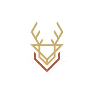 Deer Head Logo