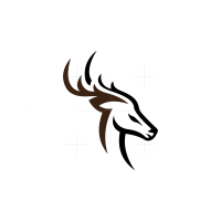 Profile Deer Logo