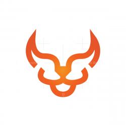 Devil Lion Logo