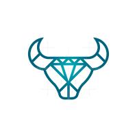Luxury Bull Logo