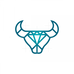 Luxury Bull Logo