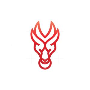 Dragon Logo Dragon Head Logo
