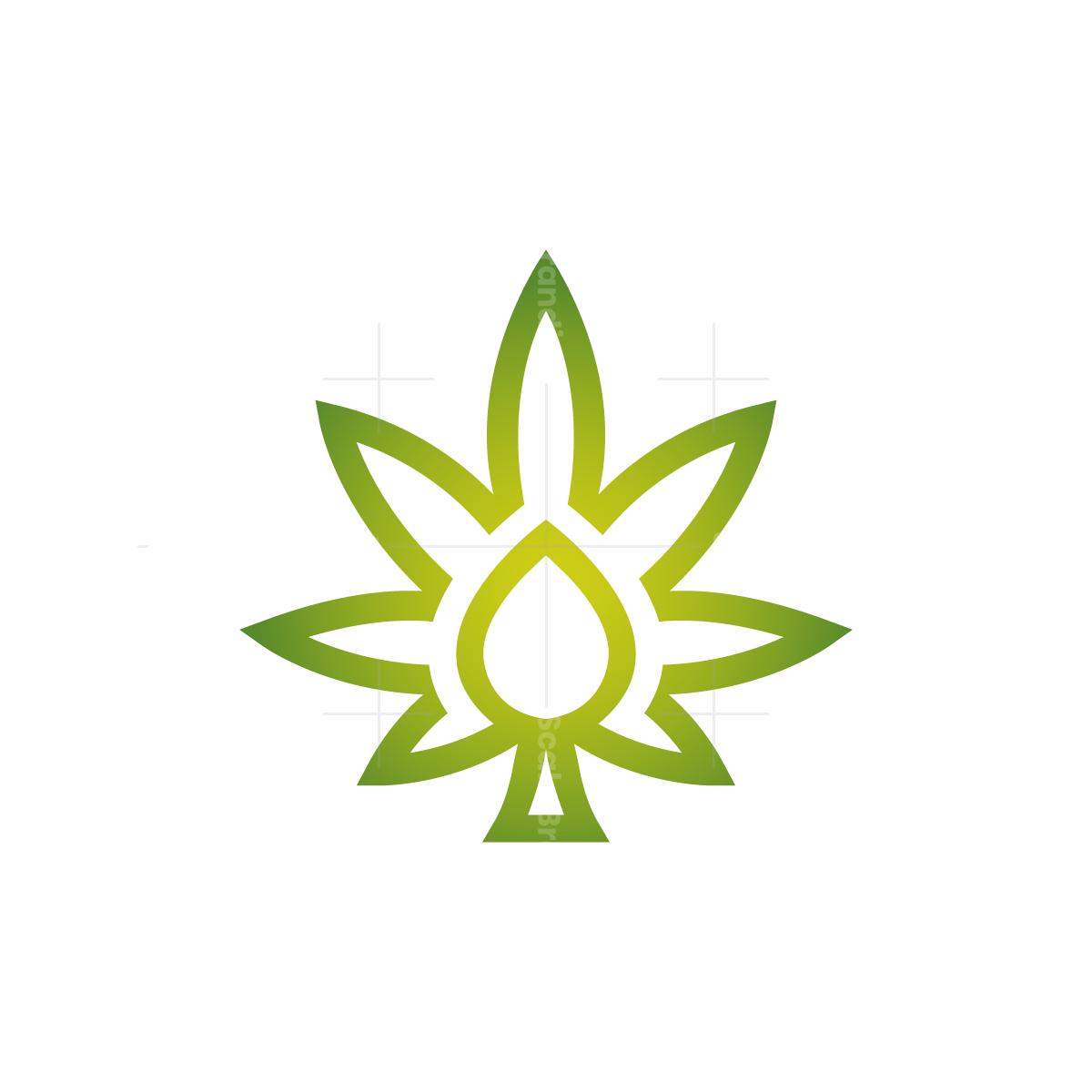 Drop Cannabis Logo
