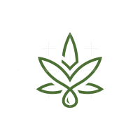 Eagle Cbd Cannabis Logo