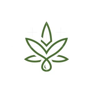 Eagle Cbd Cannabis Logo