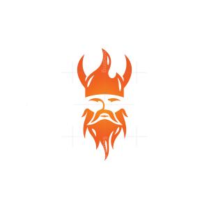 Fire Viking Logo