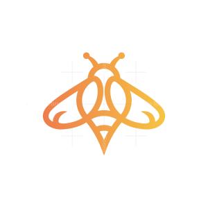 Fly Bee Logo