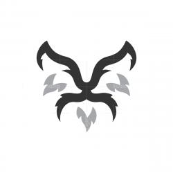 Foxes Lion Logo
