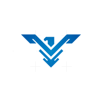 Futuristic Eagle Logo