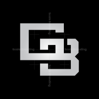 Gb Monogram Logo Gb Bg Logo