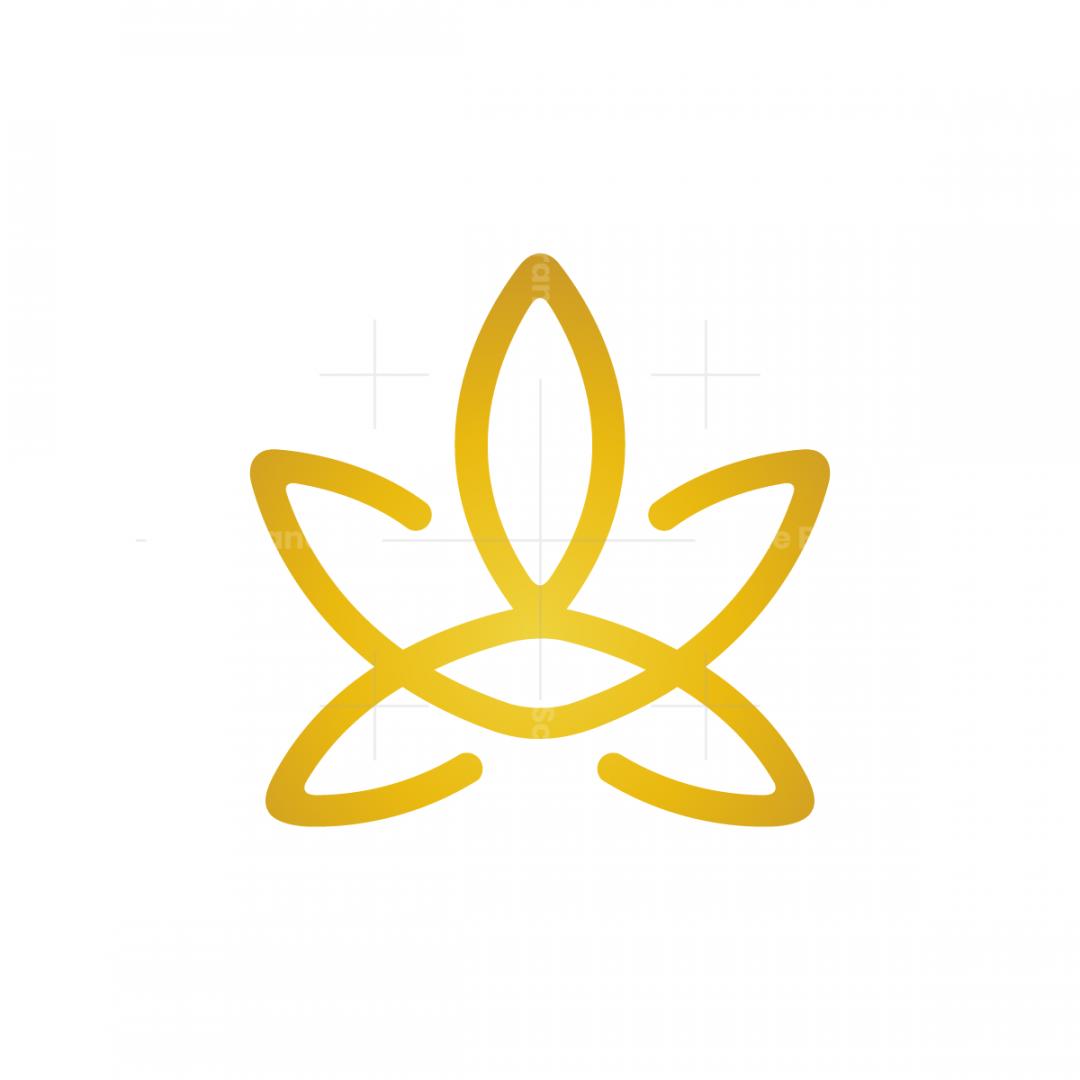Golden Cannabis Logo