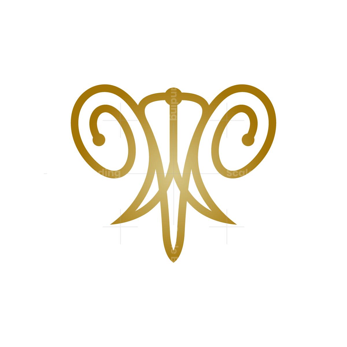 Golden Elephant Logo Pngtree provide golden elephant in.ai, eps and psd files format. golden elephant logo