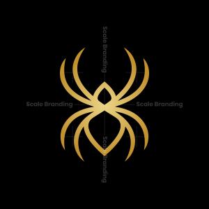 Golden Spider Logo