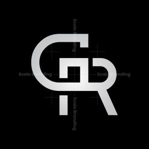 Gr Monogram Logo Gr Rg Logo