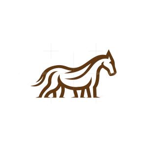 Ground Horse Logo
