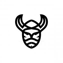 Helmet Viking Logo