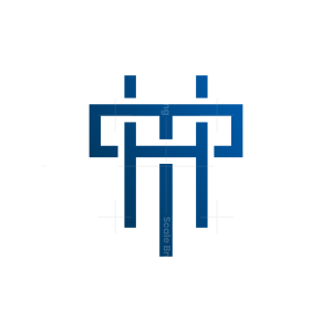 Ht Monogram Logo Ht Th Logo