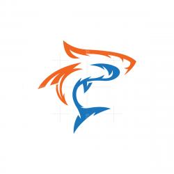 Great White Shark Logo