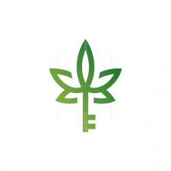 Key Cannabis Logo