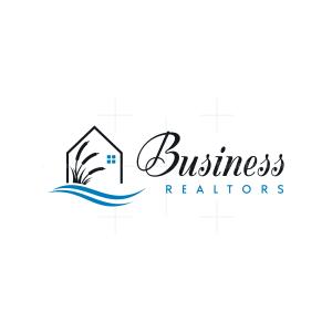 Lake Real Estate Logo